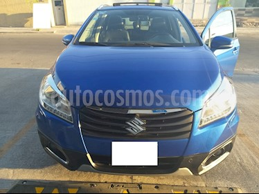 Suzuki S-Cross GLX Aut usado (2016) color Azul Perla precio $205,000