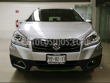 Foto venta Auto usado Suzuki S-Cross GLX Aut (2016) color Plata precio $226,000