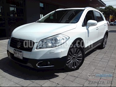 Foto venta Auto usado Suzuki S-Cross GLX Aut (2014) color Blanco Perla precio $190,000