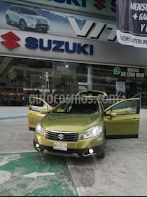 Suzuki S-Cross GLX Aut usado (2014) color Verde precio $195,000
