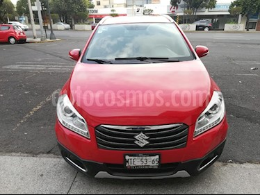 Foto venta Auto usado Suzuki S-Cross GLX Aut (2015) color Rojo precio $205,000
