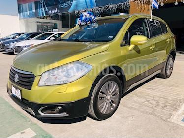 Foto Suzuki S-Cross GLX Aut usado (2015) color Verde precio $205,000