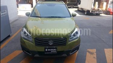 Suzuki S-Cross GLX Aut usado (2015) color Verde precio $194,000