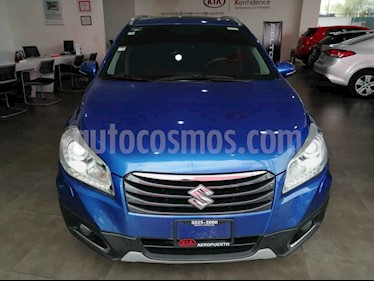 Suzuki S-Cross 5p GLX L4/1.6 Aut usado (2015) color Azul precio $189,000