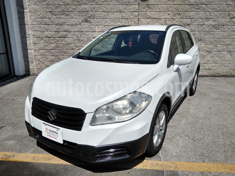 Suzuki S-Cross GL Aut usado (2014) color Blanco precio $155,000