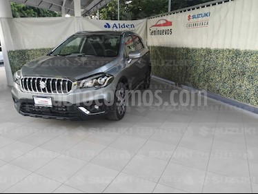 Suzuki S-Cross Turbo Aut usado (2019) color Plata Mercurio precio $358,712