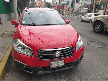 Suzuki S-Cross GLX Aut usado (2014) color Rojo precio $155,000