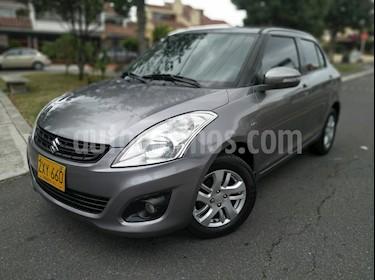 Foto venta Carro usado Suzuki Swift Sedan 1.2 DZire GLX (2014) color Plata precio $24.900.000
