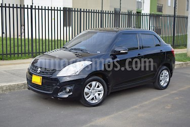 Suzuki Swift Sedan 1.2 DZire GLX usado (2013) color Negro precio $24.890.000