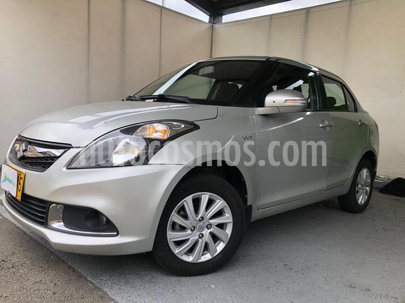 foto Suzuki Swift Sedán 1.2 DZire GA  usado (2016) color Plata precio $28.990.000