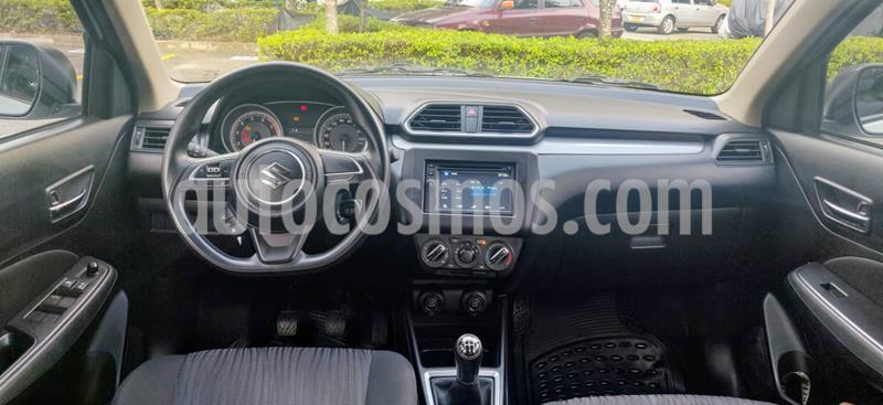 Suzuki Swift Sedan 1.2 DZire GL  usado (2018) color Blanco precio $31.400.000
