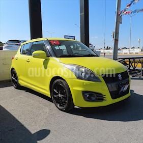 Suzuki Swift Sport Sport  usado (2013) color Amarillo precio $112,000