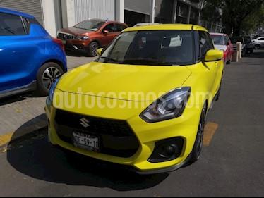 Suzuki Swift Sport Sport usado (2019) color Amarillo precio $280,000