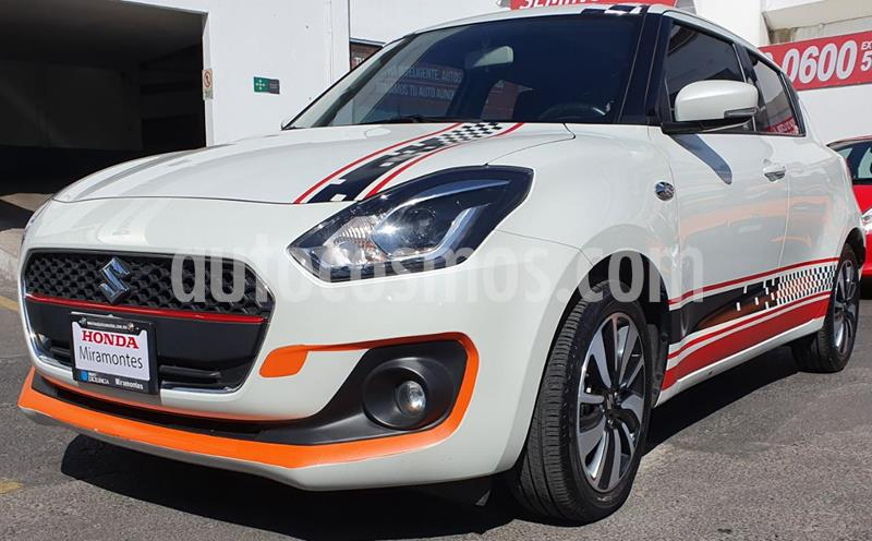 Suzuki Swift Sport Sport usado (2019) color Blanco Remix precio $265,000