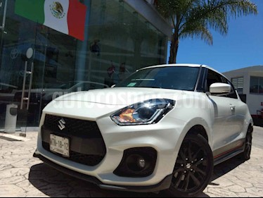 Foto venta Auto usado Suzuki Swift Sport Sport Aut (2019) color Blanco precio $285,000