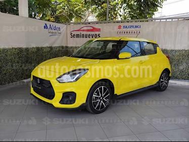 Foto venta Auto usado Suzuki Swift Sport Sport Aut (2019) color Amarillo precio $314,990