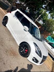 Foto venta Auto usado Suzuki Swift Sport Sport  (2013) color Blanco Remix precio $159,000