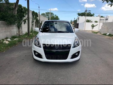 Suzuki Swift Sport Sport  usado (2013) color Blanco Remix precio $155,000