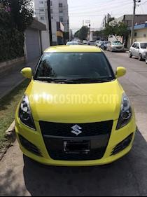 Foto venta Auto usado Suzuki Swift Sport Sport (2017) color Amarillo precio $200,000
