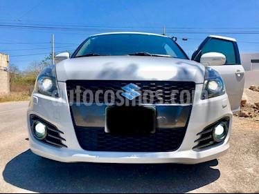 Foto venta Auto usado Suzuki Swift Sport Sport  (2013) color Blanco Remix precio $148,000