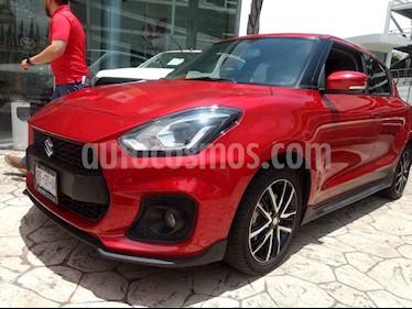 Foto venta Auto usado Suzuki Swift Sport Sport  (2019) color Rojo precio $285,000