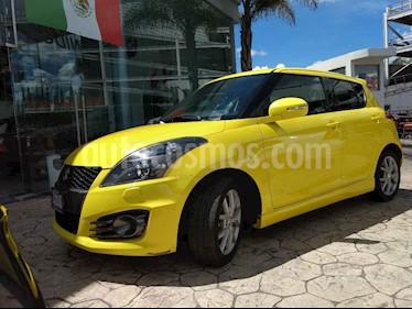 Foto venta Auto usado Suzuki Swift Sport Sport  (2017) color Amarillo precio $220,000