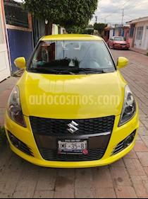 Suzuki Swift Sport Sport  usado (2013) color Amarillo precio $140,000
