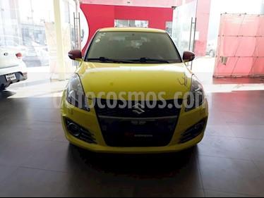 Foto venta Auto usado Suzuki Swift Sport Sport  (2015) color Amarillo precio $164,000