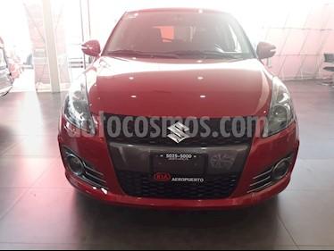 Foto venta Auto Seminuevo Suzuki Swift Sport Sport (2017) color Rojo Cerezo precio $209,000