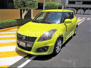 Foto venta Auto usado Suzuki Swift Sport Sport (2017) color Amarillo precio $219,900