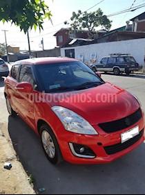 Suzuki Swift 1.2L GL Ac Sport usado (2017) color Rojo precio $6.300.000