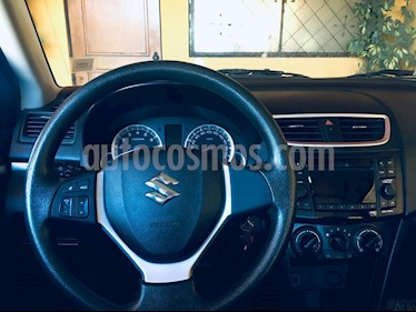 Suzuki Swift 1.2L GL Ac usado (2015) color Plata precio $5.900.000