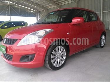 Suzuki Swift 1.4L GLX AC usado (2014) color Rojo precio $5.490.000