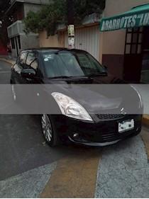 Suzuki Swift 1.4L usado (2014) color Negro precio $130,000