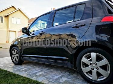 Suzuki Swift 1.5 GL  usado (2008) color Negro precio $3.500.000