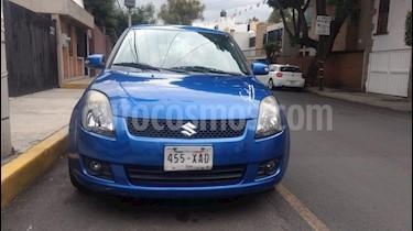 Foto venta Auto usado Suzuki Swift 1.5L Edicion Aniversario (2010) color Azul Aniversario precio $99,000