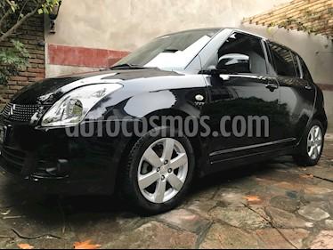 Suzuki Swift 5P 1.5 usado (2009) color Negro precio $330.000