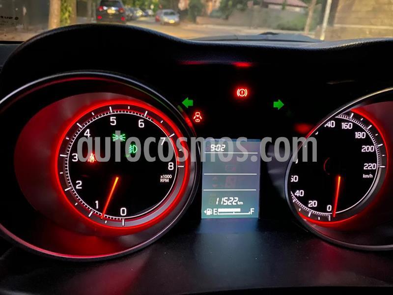 Suzuki Swift 1.2L GLS  usado (2020) color Rojo precio $9.190.000