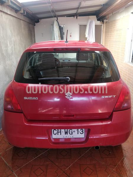 Suzuki Swift 1.5 GL Aut  usado (2010) color Rojo precio $4.200.000