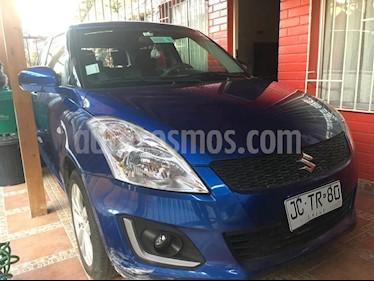 Foto Suzuki Swift 1.2L GLS usado (2017) color Azul Metalico precio $6.090.000