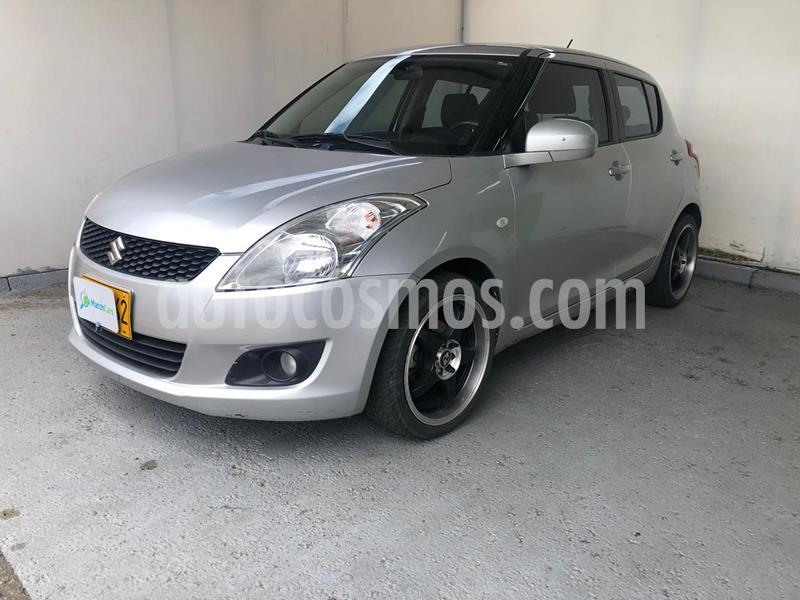 Suzuki Swift GL usado (2013) color Plata precio $24.990.000