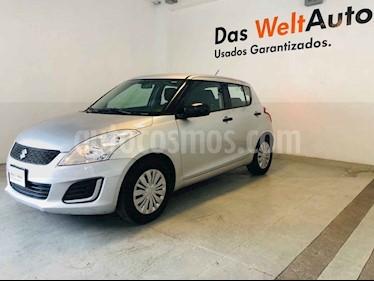 Foto venta Auto usado Suzuki Swift GA (2017) color Plata precio $149,835