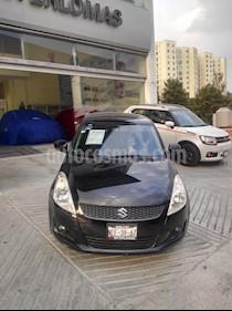 Foto venta Auto usado Suzuki Swift GL (2012) color Negro precio $135,000