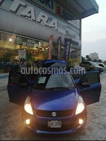 Foto Suzuki Swift GLS Aut usado (2015) color Azul precio $155,000