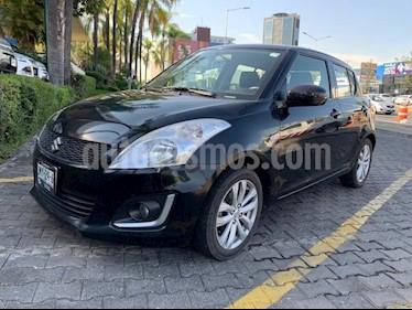 Foto venta Auto usado Suzuki Swift GLS (2016) color Negro precio $169,000