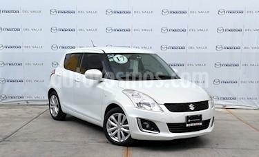 Foto venta Auto usado Suzuki Swift GLS (2017) color Blanco precio $145,000