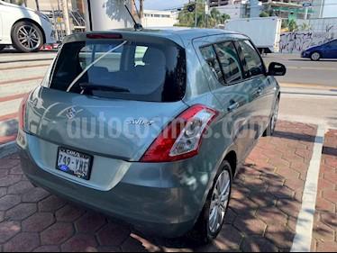Foto venta Auto usado Suzuki Swift GLS (2013) color Verde precio $134,900