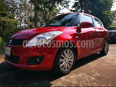 Suzuki Swift GLS  usado (2013) color Rojo Rock precio $112,500