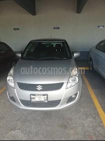 Foto venta Auto usado Suzuki Swift GLS (2012) color Plata precio $114,000
