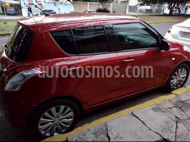 Foto Suzuki Swift GLS  usado (2013) color Rojo precio $115,000